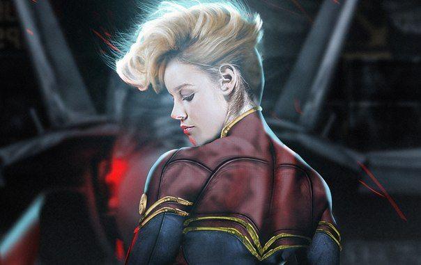 До премьеры супергеройской ленты «Капитан Марвел» остается еще больше двух лет, однако фанаты уже донимают исполнительницу главной роли – Бри Ларсон.