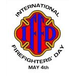 International Firefighters' Day is celebrated on May. it is the feast day of St Florian, the patron saint of firefighters