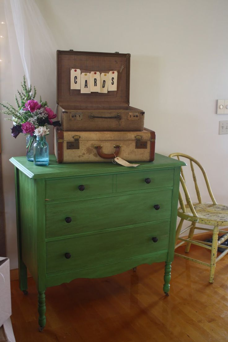 100 best images about Annie Sloan Antibes Green on Pinterest