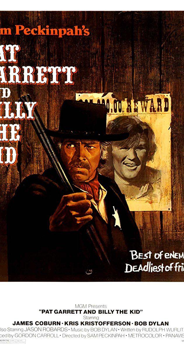 Pat Garrett & Billy the Kid (1973) FULL CAST