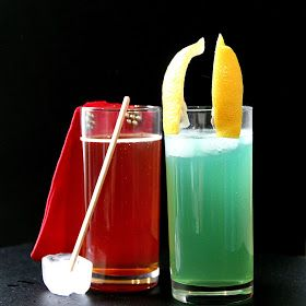 CookingWithGifs: Thor And Loki Cocktails