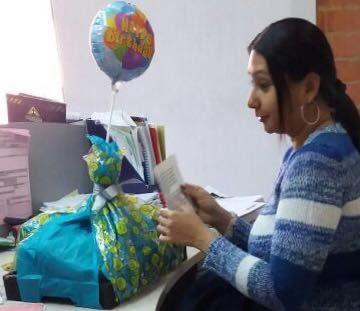 Lo mejor para ti!  Happy Birthday to you!