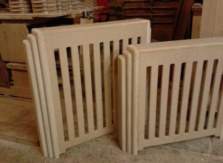 art deco style radiator covers - Google Search