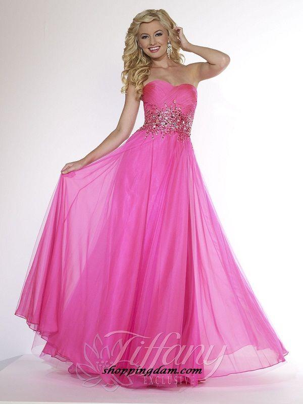 Mejores 8 imágenes de Quinceanera Dresses en Pinterest | Vestidos de ...