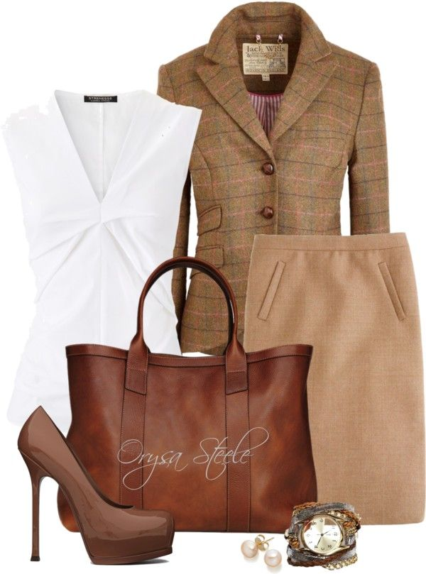 """Well Suited"" by orysa on Polyvore"