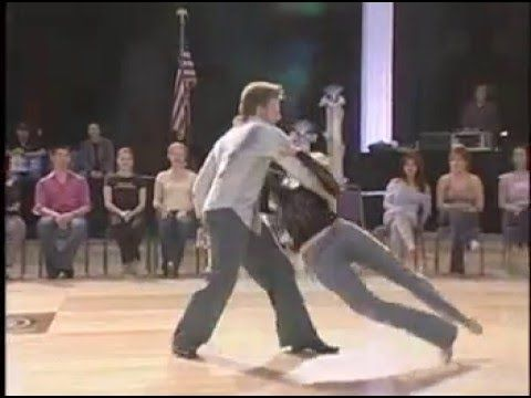 Canadian Champions Myles Munroe and Tessa Cunningham based in Vancouver, BC. This is improvised (not choreographed) social dancing. For info on classes, vide...