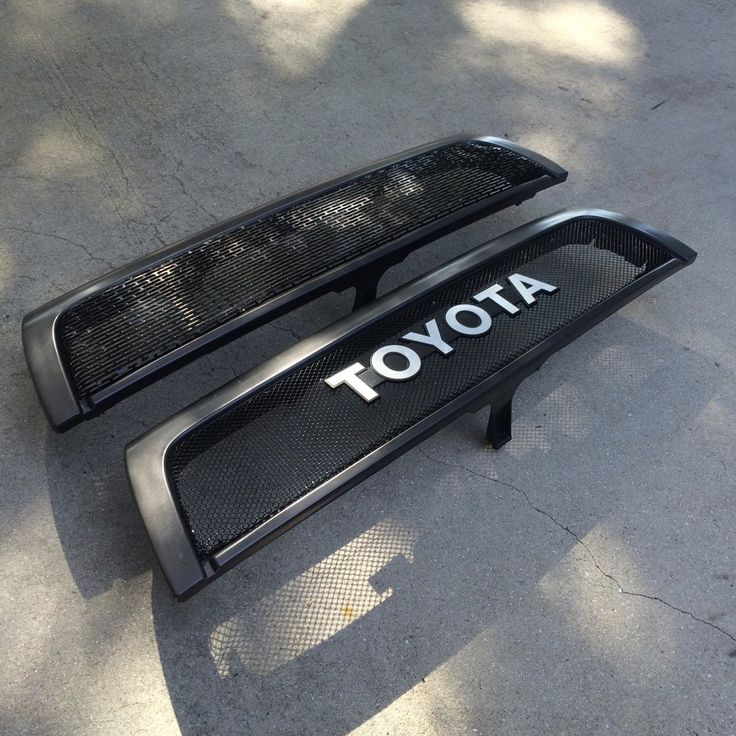 satoshi grille mod toyota 4runner tacoma toyota 4runner. Black Bedroom Furniture Sets. Home Design Ideas