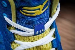 Stephen Curry y unas zapatillas de baloncesto muy especiales - ReL