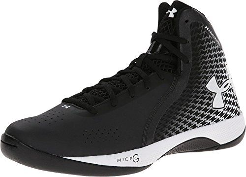Under Armour Micro G Torch Basketball Shoes. Engineered perforations in  forefoot & heel for increased