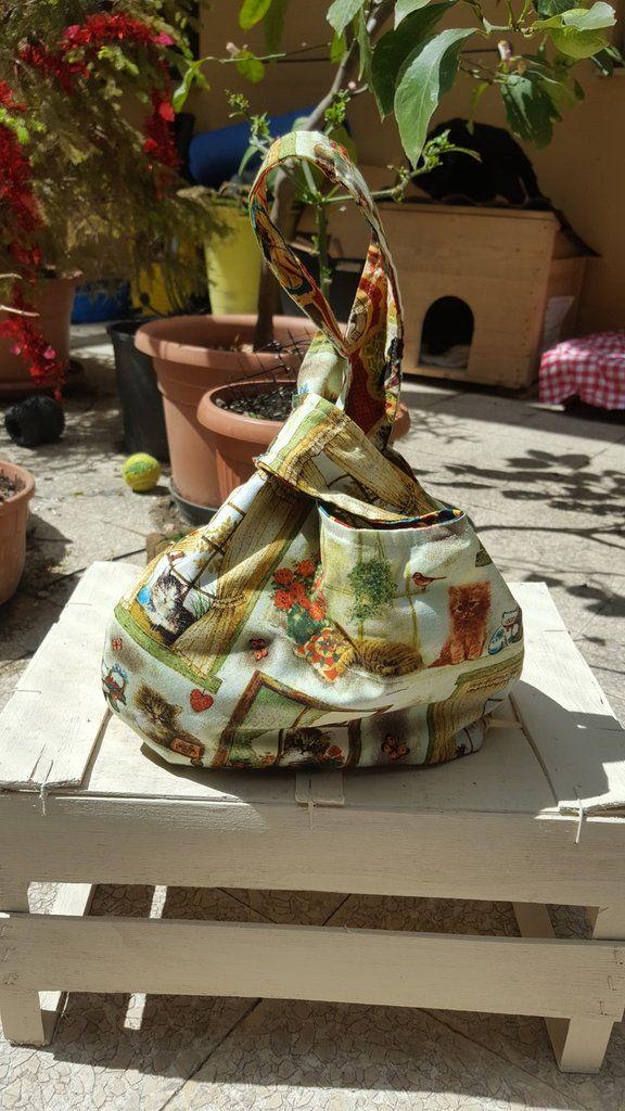 Knot japan bag, by madame babette, 33,00 € su misshobby.com