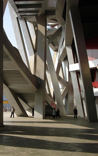Olympic Stadium, Beijing, Herzog and de Meuron