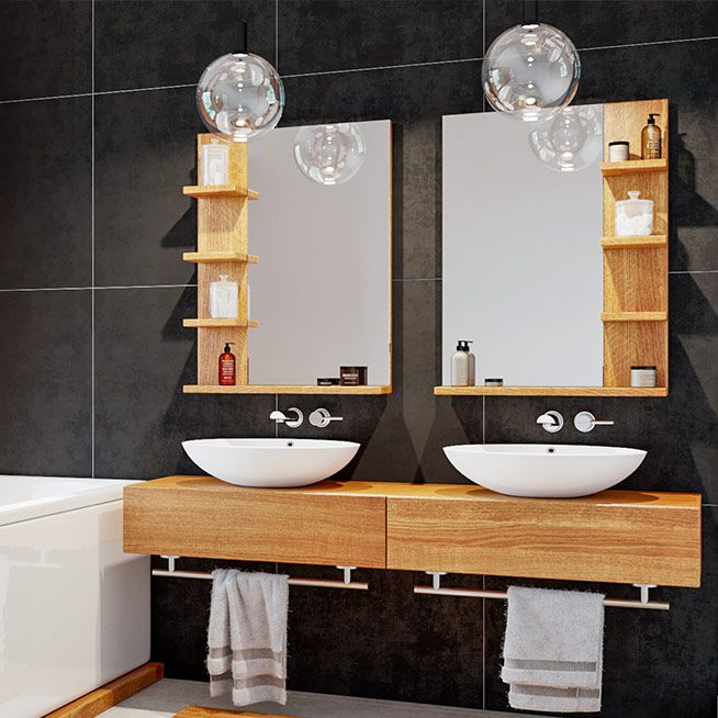267 best Kleines Bad images on Pinterest Small baths, Bathrooms - accessoires für badezimmer