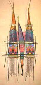 Sur Occidental y Adirondack Weaving y galería de esculturas :: Adirondack Tejedor