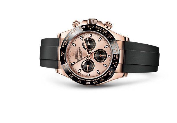 Découvrez la nouvelle Rolex Cosmograph Daytona dévoilée à Baselworld 2017.