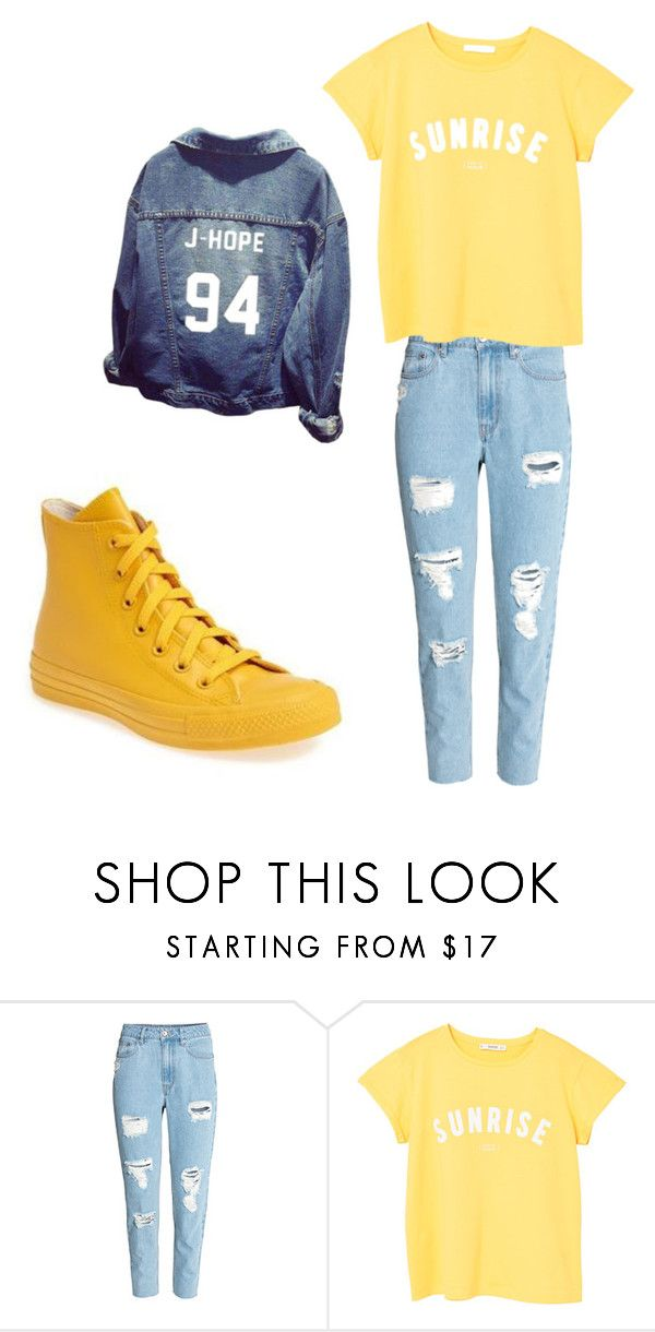 """""""Untitled #14"""" by nimomohamud101 ❤ liked on Polyvore featuring H&M and MANGO"""