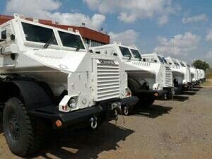 Denel Mechem is busy developing a smaller version of its Casspir armoured personnel carrier in response to market demand, with the new variant aimed at urban operations.