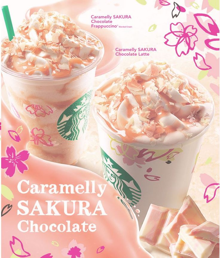 Enjoy Sakura Drinks and Goodies at Starbucks Japan - http://www.japanesesearch.com/enjoy-sakura-drinks-goodies-starbucks-japan/ Starbucks in Japan have nowreleased theirannual Sakura 'cherry blossom' drinks and goods across Japan just in time for the cherry blossom season. Sorry folks, you will need to fly to Japan to indulge in these tasty treats as they are only available in Nihon. Warm up under the c... - Cherry blossom, Sakura, Starbucks