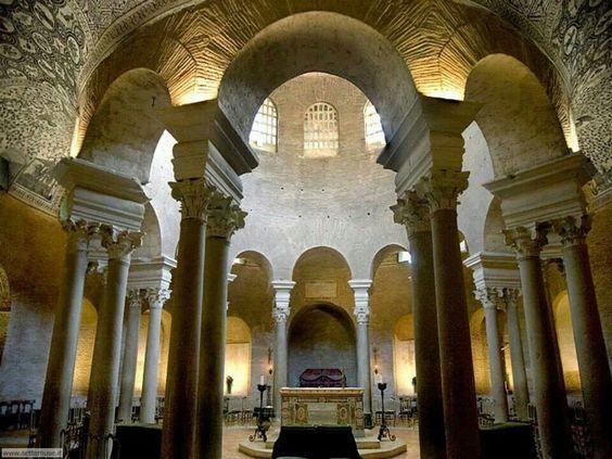 Mausoleo di Santa Costanza, Roma, IV sec.