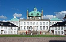Fredensborg Slot - Wikipedia, den frie encyklopædi