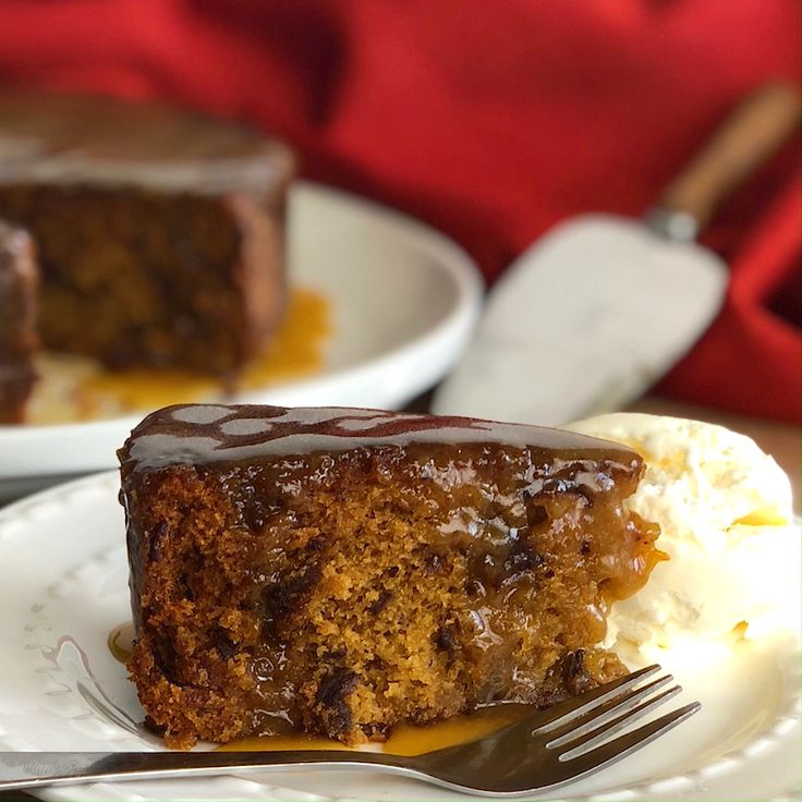 Sticky Date Pudding with Butterscotch Sauce [Video
