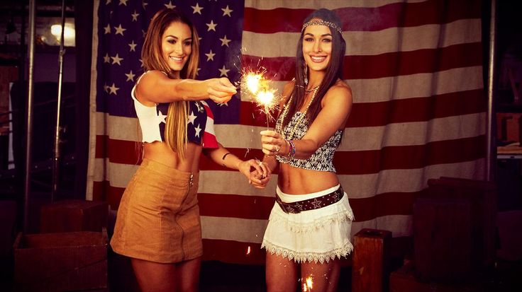 Sparks Fly on the Fourth of July: photos   WWE.com