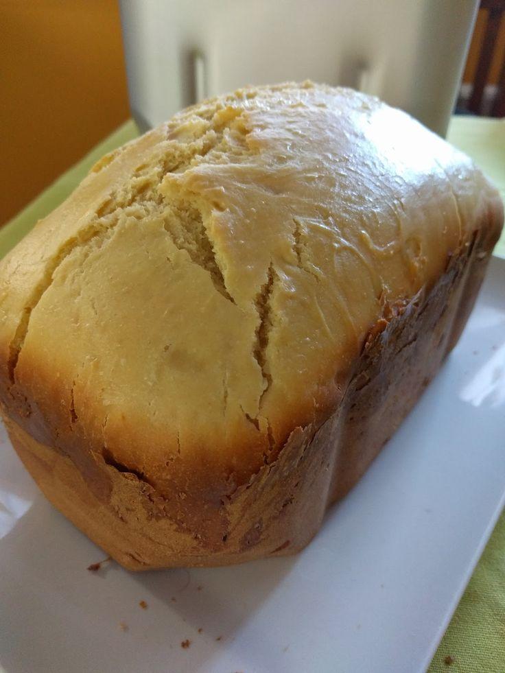 Un rico pan que sustituye perfectamente al pan de molde, ideal para hacer tostadas para el desayuno. Mi panificadora es la del lidl, silve...