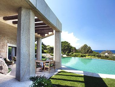 Sardinia Villas - Luxury and Prestigius Villas to rent in Costa Smeralda, Sardinia