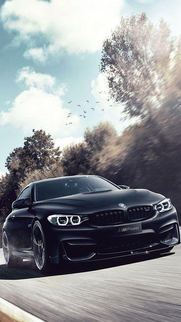 BMW M4 F82 BLACK TUNING