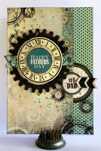Time Machine, FD Card 2, by Cathy Cafun