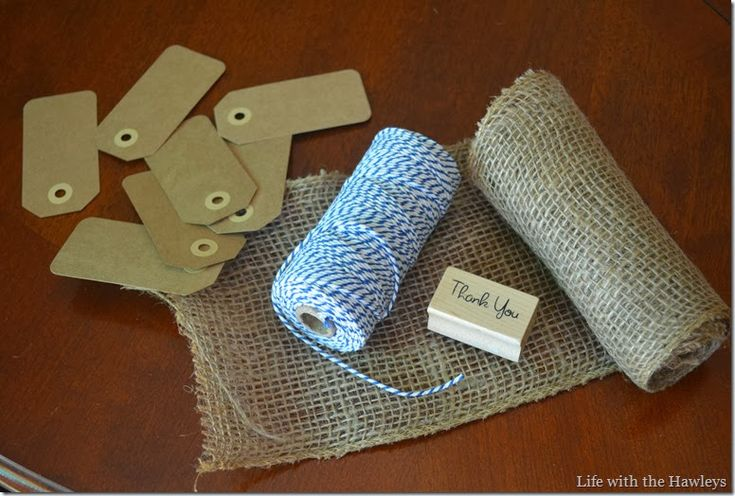 Baby shower hostess gifts diy mason jar manicure kit