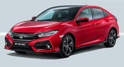 Dies ist die Europäische 2017 Honda Civic Fließheck Featured Galleries Honda Honda Civic New Cars Paris Auto Show