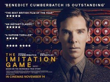 LaraluBooks: Film Review: The Imitation Game - Morten Tyldum