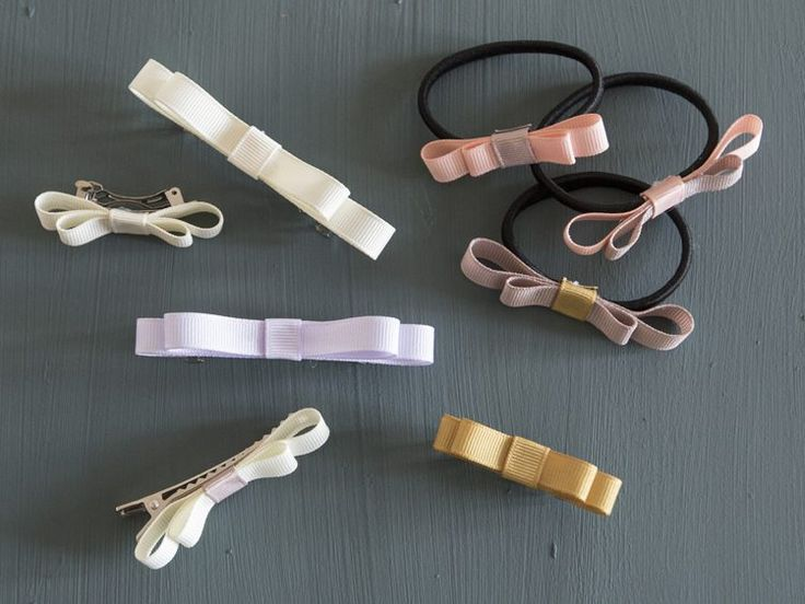 DIY – Make your own scrunchies