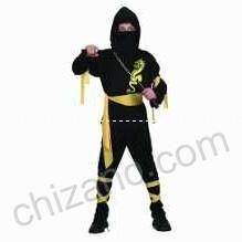 Новогодние костюмы для мальчиков ниньзя