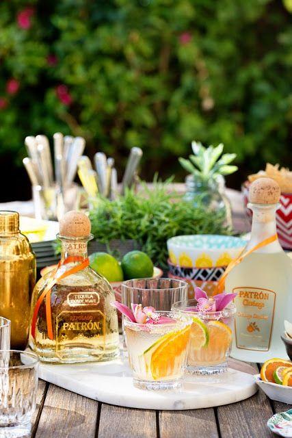 The Perfect Patron Margarita