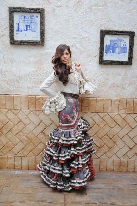 Pasarela Moda Flamenca - Moda Novia - Margarita Freire
