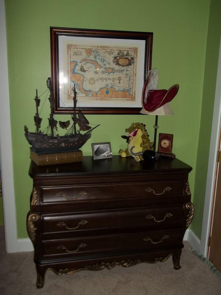 peter pan themed nursery | Peter Pan theme nursery | The Perfect Neverland Room