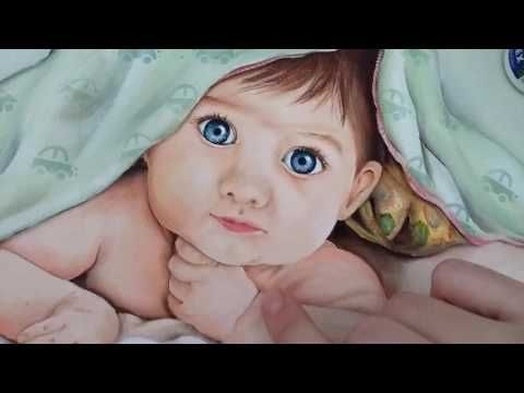 Guia de cores usados nessa pintura - YouTube