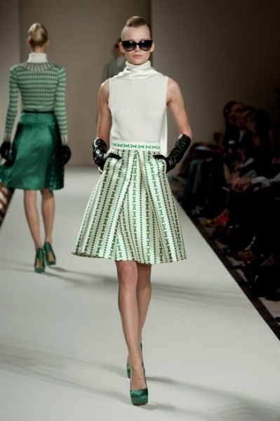 Temperley London - Autunno-Inverno 2013-2014 Collezioni - Londra - Sfilate di Moda - Elle