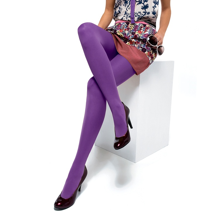 Rainbow 70 Tights - Silvia Grandi