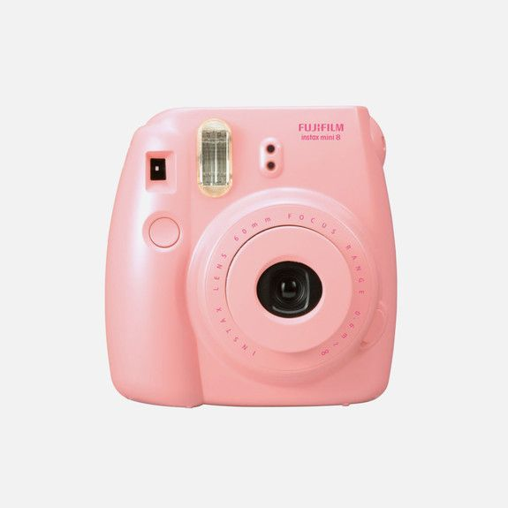 Fujifilm - Instax Mini 8 Camera with Free Film & Carry Case