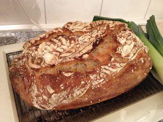Bertelsens Brød: Römertopf brød