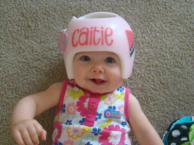 Best Pipers Helmet Images On Pinterest Baby Helmet Helmets - Baby helmet decalspersonalized cranial band fairy decals just tinkering