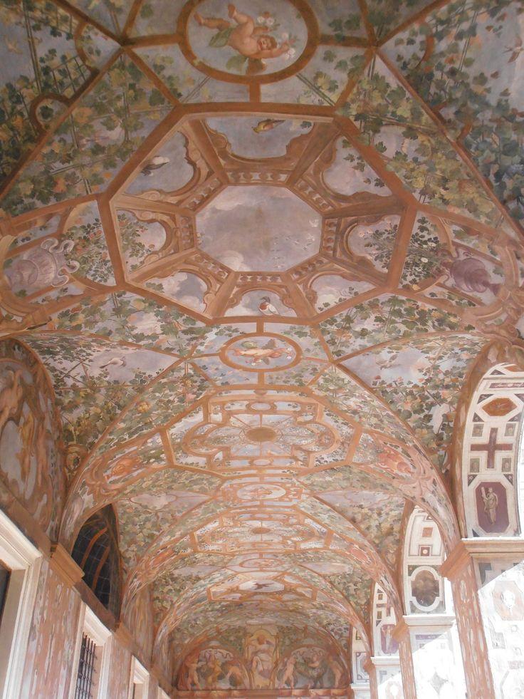 False Arcade - Palazzo Altemps