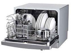 Mini-lave-vaisselle 6couverts