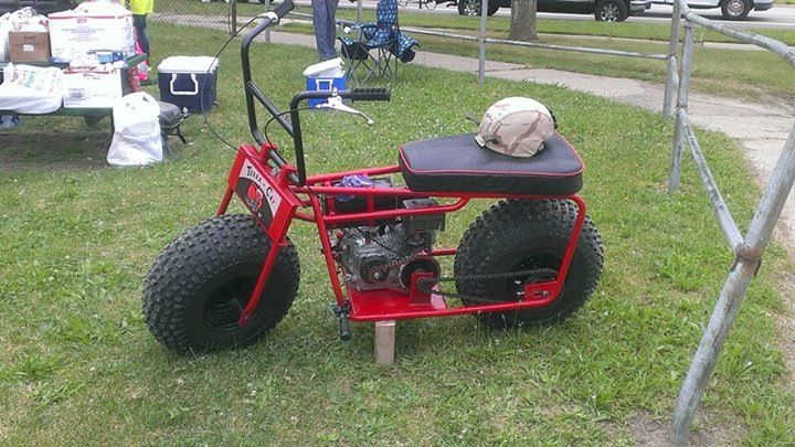 18 Best Images About Mini Bikes On Pinterest Trail
