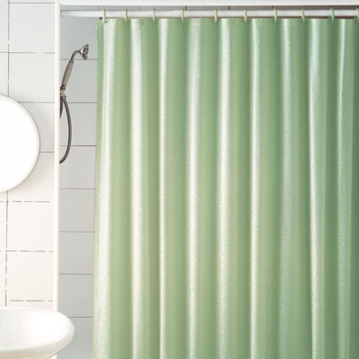 25 Best Green Shower Curtains Ideas On Pinterest