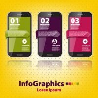 Download free high quality Vectors, Mobile promotion banner, no waiting time required! Fast download.