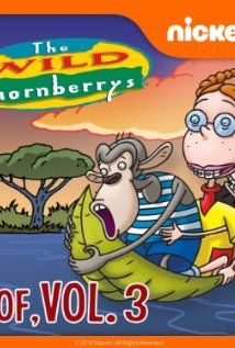 The Wild Thornberrys (1998)...Eliza Thornberry is not your ordinary kid. It's not just because she travels the world in an RV with her parents Nigel and Marrianne, famous nature show hosts. Eliza is doubly unique because she was granted the magical ability to talk with and understand animals. Together with her teen-age sister Debbie, her pet monkey Darwin, and her wild-boy foster brother Donnie, Eliza gets involved with many different wildlife (and wild adventures).