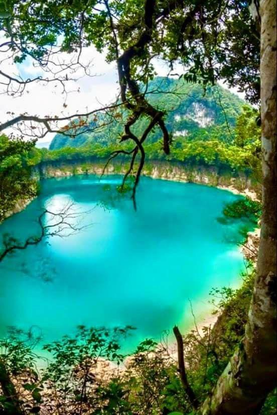 Laguna Brava,Huehuetenango